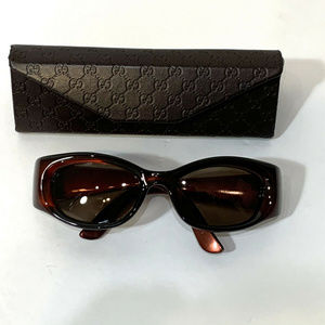 Gucci Dark Burgundy 2968 Sunglasses GG 2968/S GG
